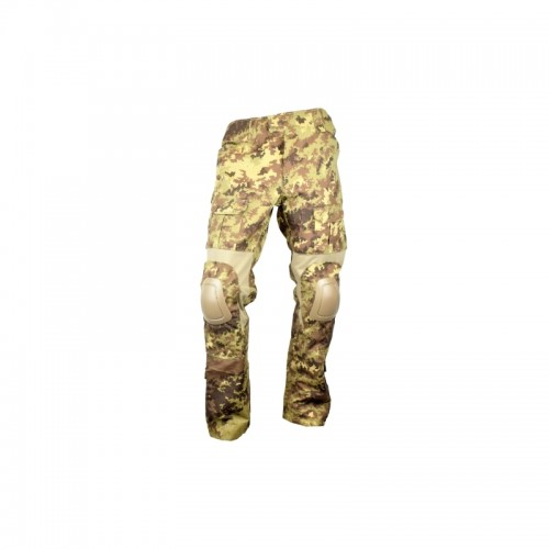 PANTALONE JS WARRIOR VEGETATO ITALIANO TAGLIA L (JSWAR-PT-TC-L)
