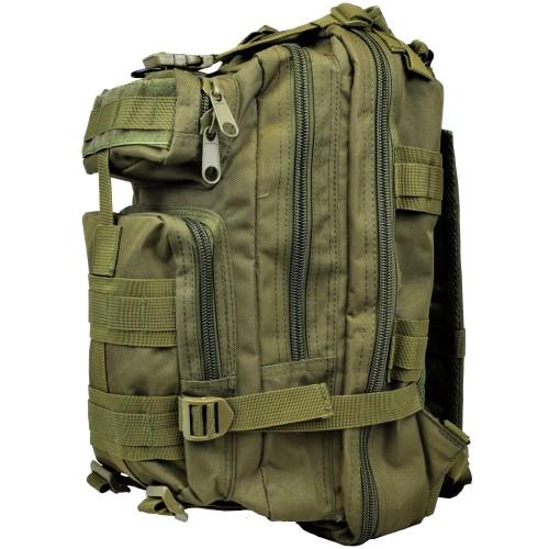 ROYAL TACTICAL BACKPACK 25 LITERS GREEN (BK-504V)
