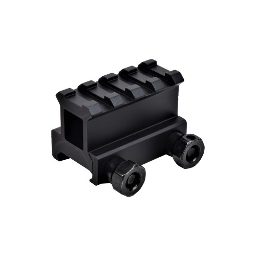 JS-TACTICAL 4 SLOT WEAVER RAIL 1 INCH RISER (JS-RT4)