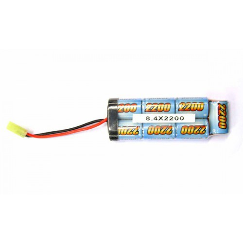 E-TANG POWER NI-MH BATTERY 8.4V X 2200MAH (8.4X2200)