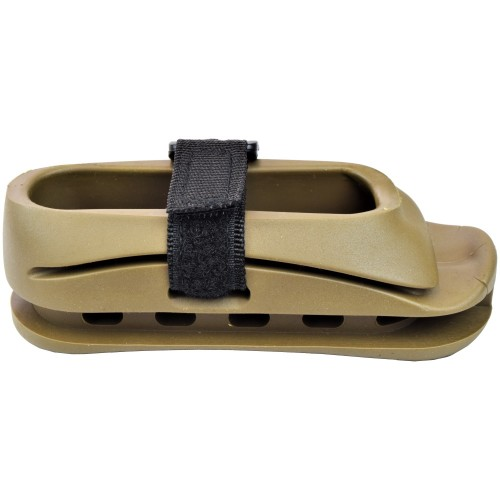 BIG DRAGON AK RUBBER STOCK PAD TAN (BD-3362)