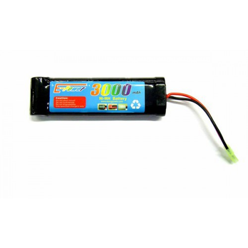 E-TANG POWER NI-MH BATTERY 8.4V X 3000MAH (8.4X3000)