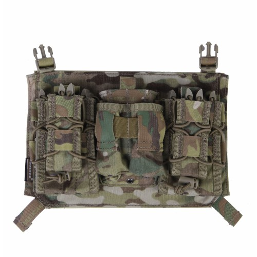 EMERSON GEAR ATTACKER TACTICAL PANEL MULTICAM GENUINE PATTERN (EM9335MC)