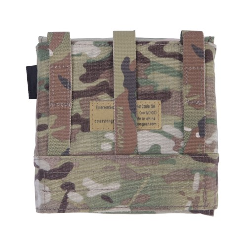 EMERSON GEAR AVS 6x6 SIDE ARMOR CARRIER SET MULTICAM GENUINE PATTERN (EM8329MC)