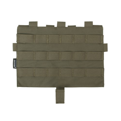 EMERSONGEAR BLUE LABEL TACTICAL MOLLE PANEL FOR AVS AND JPC2.0 RANGER GREEN (EMB9288RG)