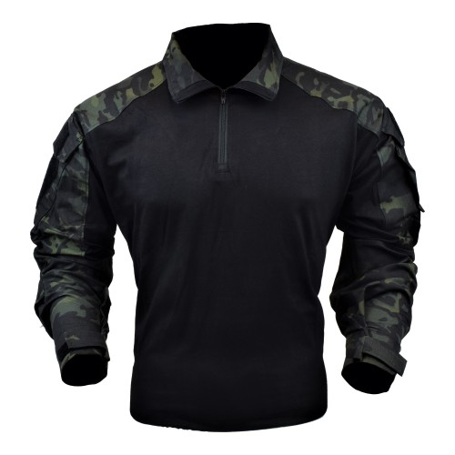 EMERSON GEAR G3 COMBAT SHIRT MULTICAM BLACK