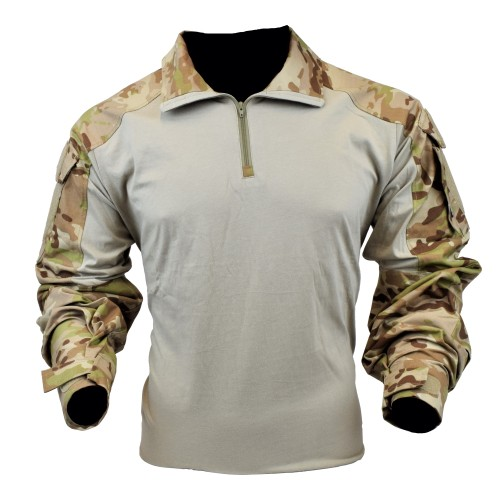 EMERSONGEAR BLUE LABEL COMBAT SHIRT G3 MULTICAM ARID EXTRA-LARGE (EMB9322MCAD-XL)