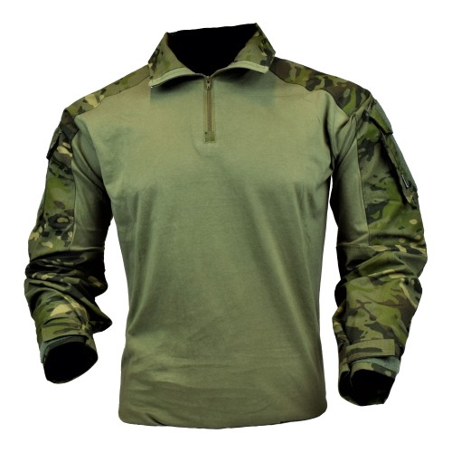 EMERSONGEAR BLUE LABEL COMBAT SHIRT G3 MULTICAM TROPIC EXTRA-LARGE (EMB9322MCTP-XL)