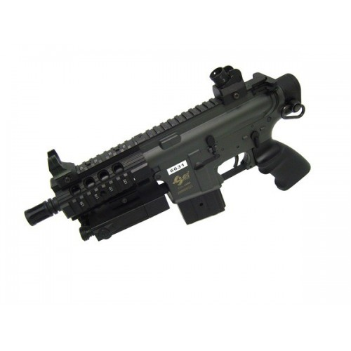 J.G. WORKS ELECTRIC RIFLE M4 PISTOL (6631)