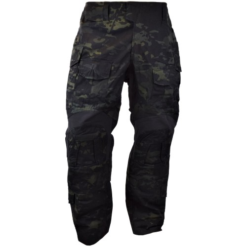 EMERSONGEAR BLUE LABEL G3 TACTICAL PANTS MULTICAM BLACK MEDIUM SIZE (EMB9319MCBK-M)