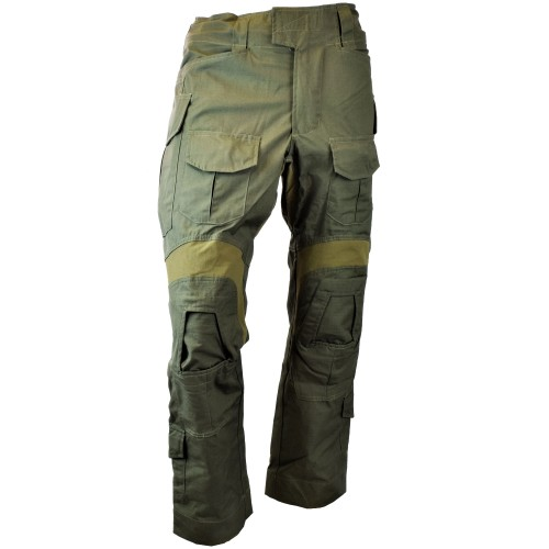 EMERSONGEAR BLUE LABEL G3 TACTICAL PANTS RANGER GREEN LARGE SIZE (EMB9319RG-L)