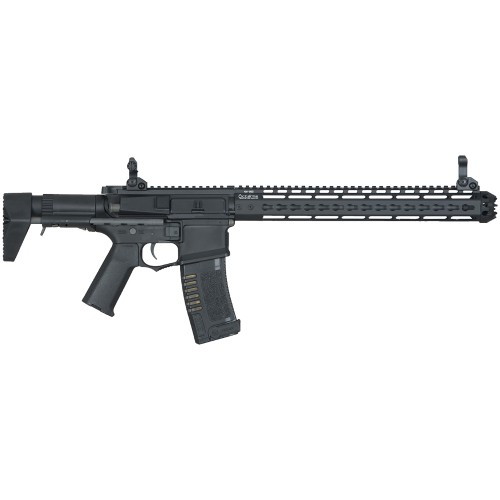 AMOEBA ELECTRIC RIFLE AM-016 BLACK (AR-AM16B)