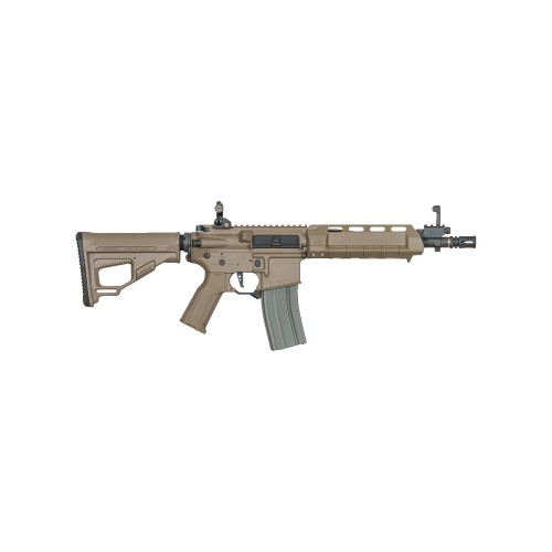 ARES ELECTRIC RIFLE M4-AMSS DARK EARTH (AR-M4S-T)