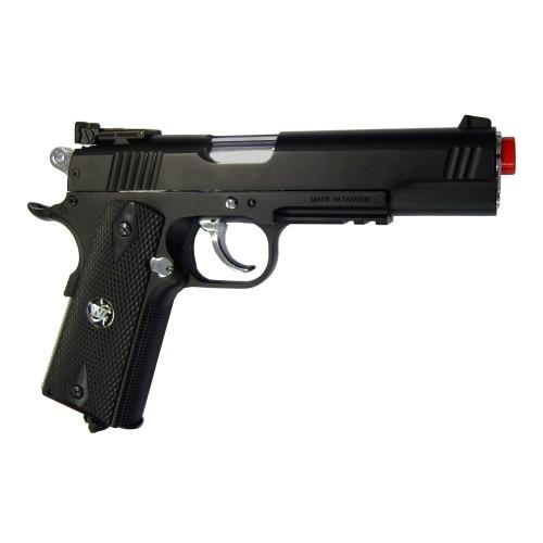 WIN GUN CO2 BLOWBACK PISTOL BLACK (C 601B)