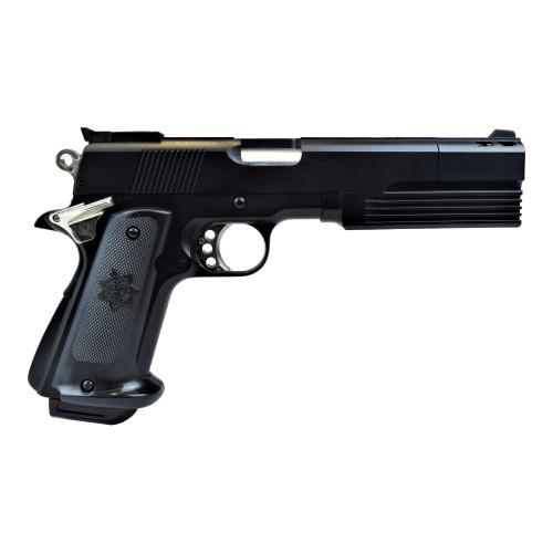 HFC GAS PISTOL BLACK (HG 125B)