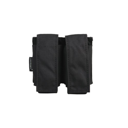 EMERSONGEAR LBT STYLE 40mm DOUBLE POUCH BLACK (EM6366BK)