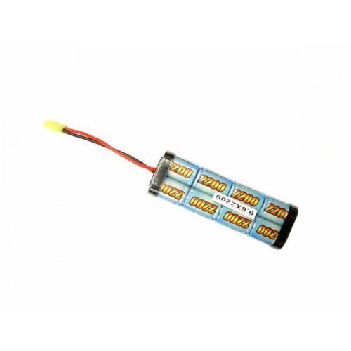 E-TANG POWER BATTERIA NI-MH 9.6V X 2200MAH (9.6X2200)