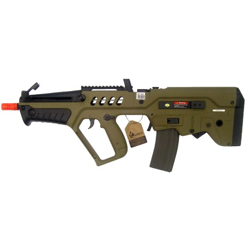 ARES ELECTRIC RIFLE T21 SHORT TAN (AR-052)
