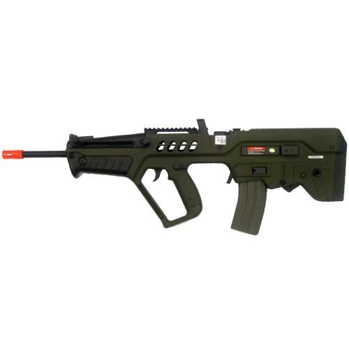 ARES FUCILE ELETTRICO T21 LONG VERDE (AR-037)