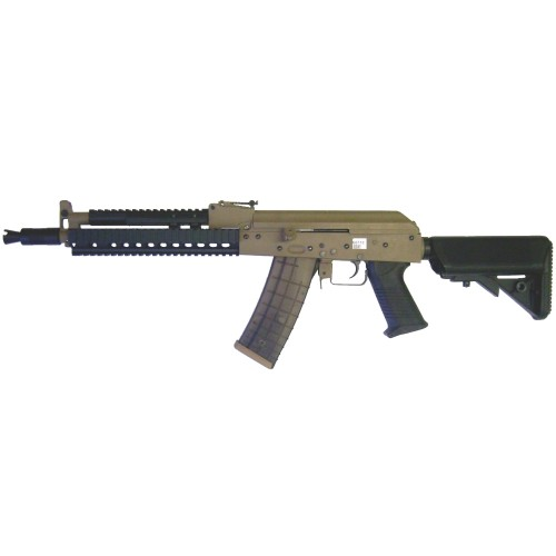 GOLDEN EAGLE ELECTRIC RIFLE AK74 EVOLUTION TAN (6831C)
