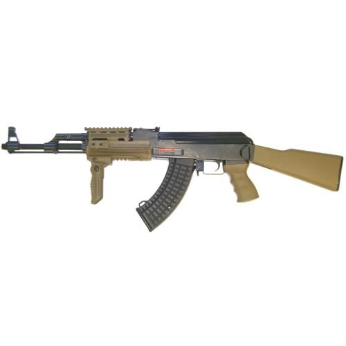 J.G. WORKS ELECTRIC RIFLE AK47 RAS TAN (0512T)