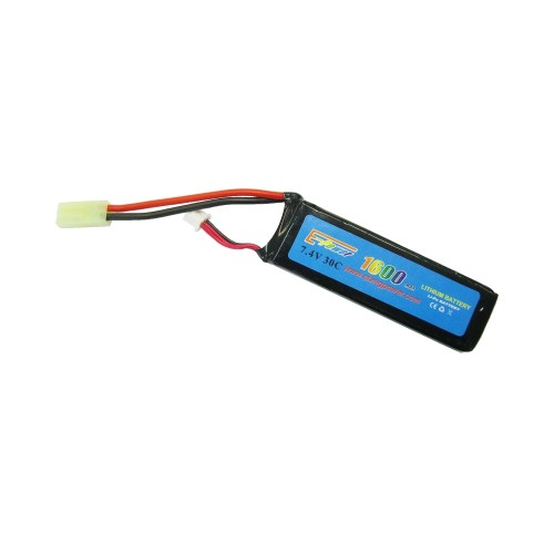 E-TANG POWER LI-PO BATTERY 7.4V X 1600MAH 30C (7.4X1600)