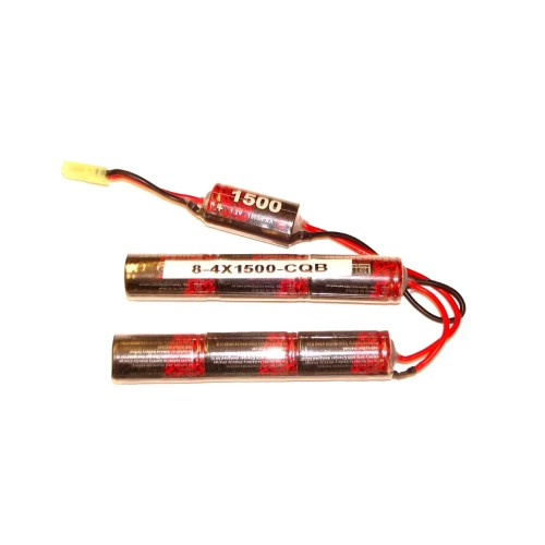 E-TANG POWER NI-MH BATTERY 8.4V X 1500MAH CQB (8.4X1500)