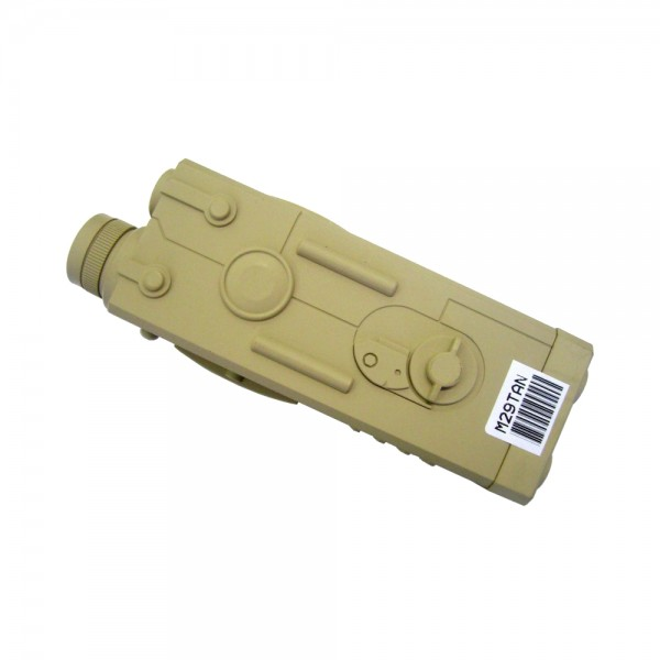 ROYAL AN/PEQ BATTERY HOLDER TAN (M29TAN)