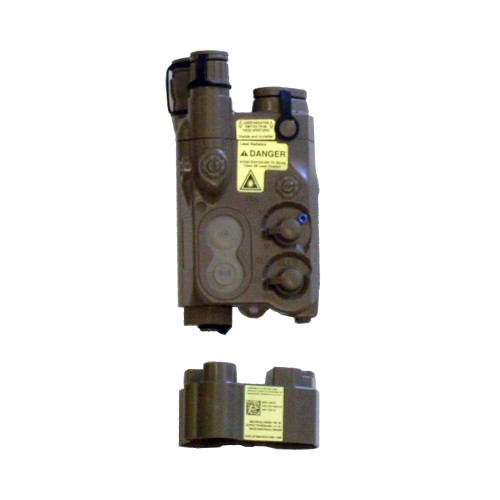 ROYAL AN/PEQ BATTERY HOLDER TAN (BA27T)