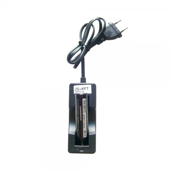 JS-TACTICAL BATTERY AND CHARGER FOR FLASHLIGHTS FT SERIES (JS-KFT)