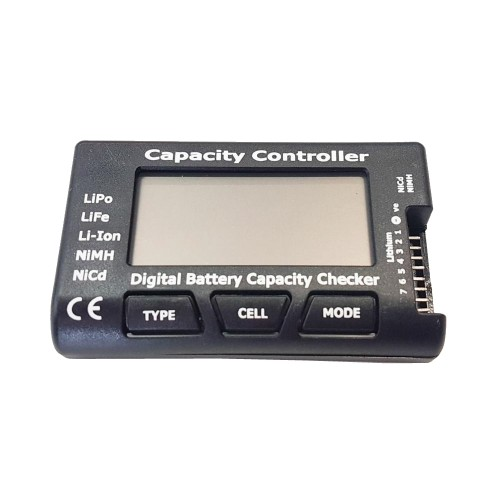DIGITAL BATTERY CAPACITY CHECKER (CB04)
