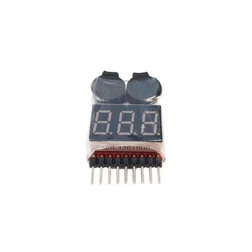 LCD BATTERY CAPACITY TESTER (CC70)